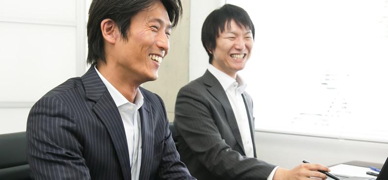 写真:会社の芯となり、会社の向かうべき方向を確認するための羅針盤となります。
